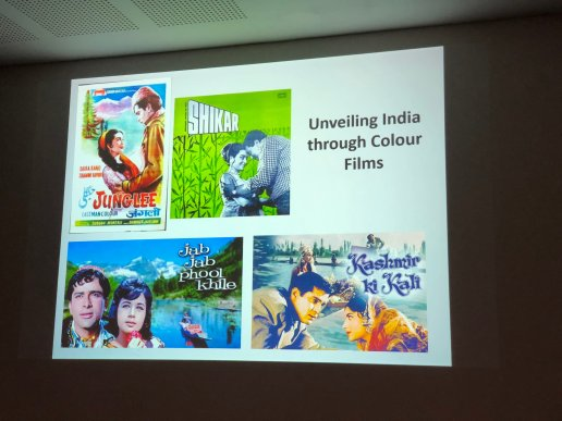 10. Colour films posters of the 1960s - presented by Ranjani Mazumdar